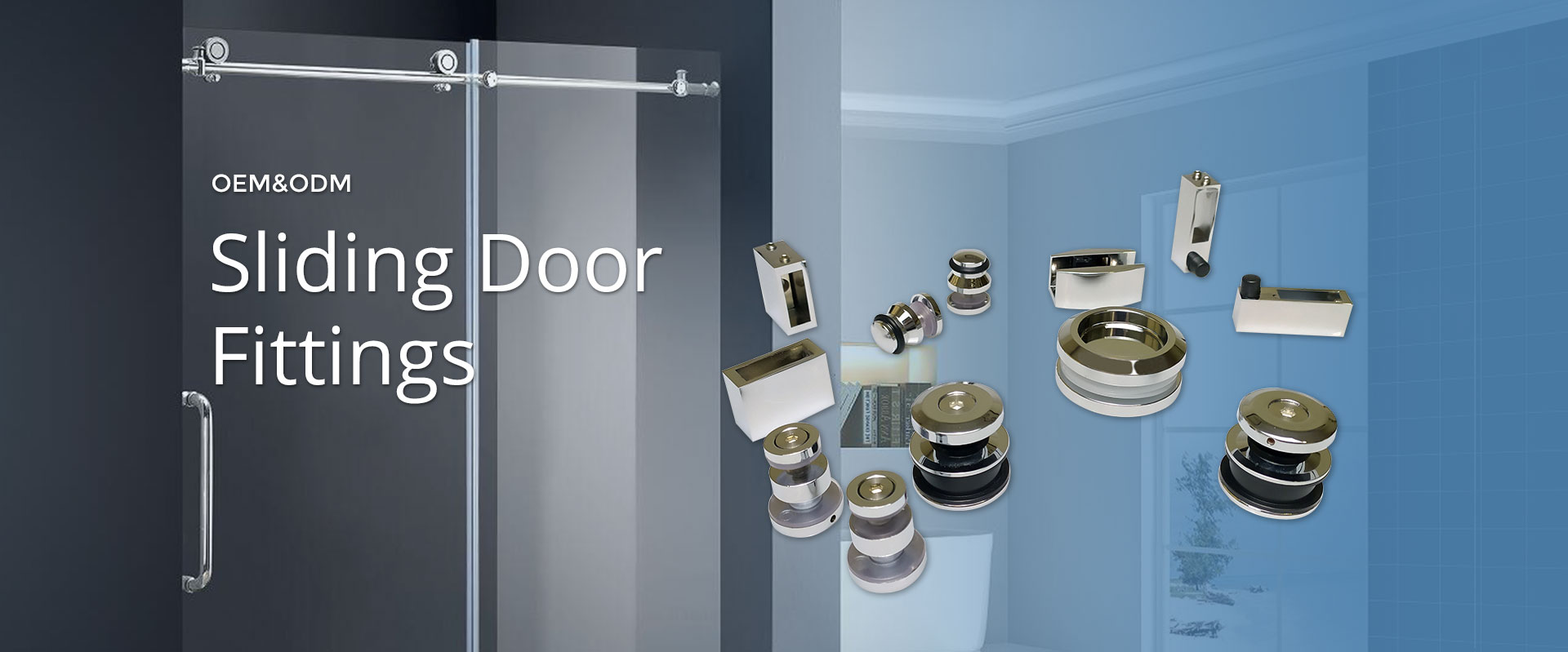 Sliding Door Fittings