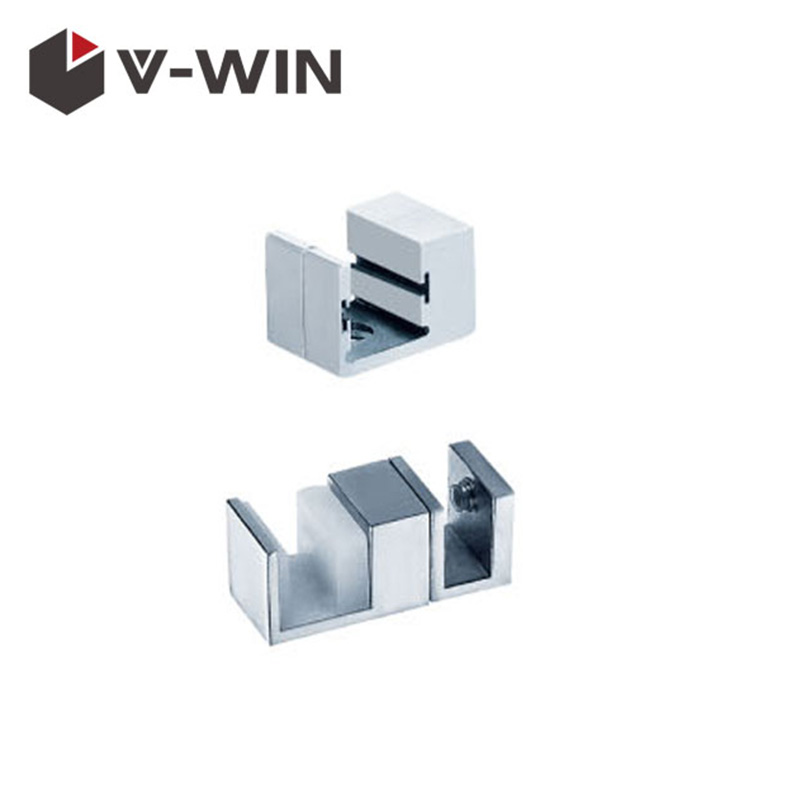 Stainless Steel Glass Door Fittings for Glasss Liding System VW-SDF-306