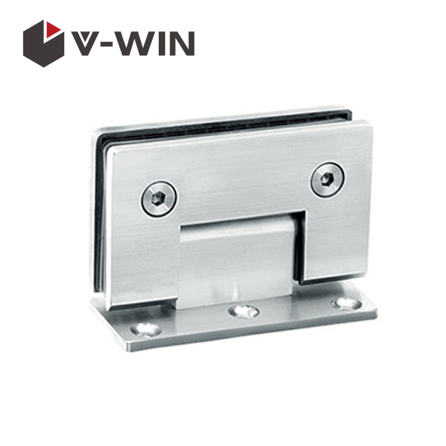 High quality Stainless steel Glass clamp for shower