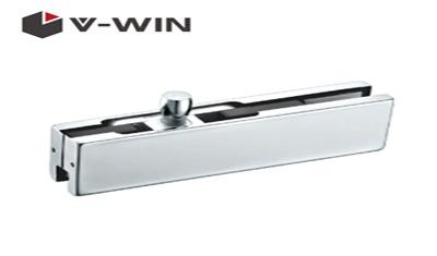 How To Install The Glass Bathroom Door Handle?