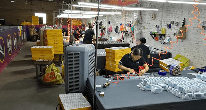 V-Win Hardware Producdts Factory